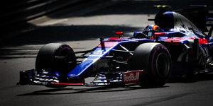 """Dritte Reihe für Toro Rosso: Sainz fährt """"beste"""" Monaco-Runde"""