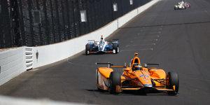 Banales im Kreis fahren: Alonso räumt mit Indy-Vorurteil auf
