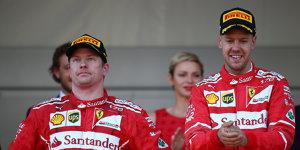 Formel 1 Monaco 2017: Sebastian Vettel gewinnt an der Box!