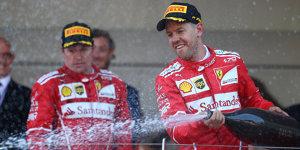 Ferrari bekommt Traumresultat: Stand Vettel-Sieg vorher fest?