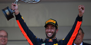 """Ricciardos """"Rekordrunden"""": Strategiepoker ermöglicht Podest"""