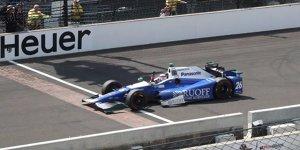 Indy 500 2017: Sato siegt, starker Alonso mit Motorschaden!
