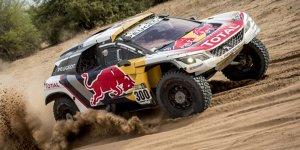 Änderung des Dakar-Reglements: Peugeot droht mit Ausstieg
