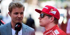 """Kribbelt es doch? Nico Rosberg bei jedem Start auf """"Adrenalin"""""""