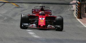 Fahrernoten Monaco: Sebastian Vettel nähert sich 2017er-Titel
