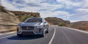Mit dem Jaguar I-Pace beginnen spannende Zeiten