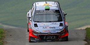 So spektakulär startet die neue Rallye Deutschland