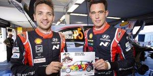 Abstecher in die Heimat: Thierry Neuville fährt die Ypern-Rallye
