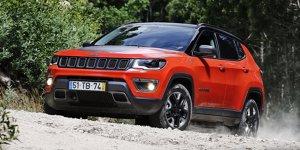 Jeep Compass 2017 SUV-Test: Preis, Motoren, Kofferraum, Daten