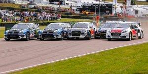 Carlos Sainz: WRX ist keine Konkurrenz für die Rallye-WM