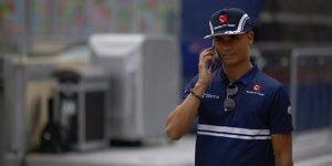 Formel-1-Live-Ticker: Der Donnerstag in der Chronologie