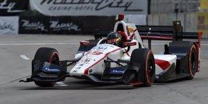 Gutierrez fährt restliche IndyCar-Saison für Dale Coyne