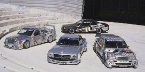Mercedes AMG: 50 Jahre Rennsport