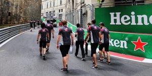 Haas macht's amerikanisch: Spotter helfen im Qualifying