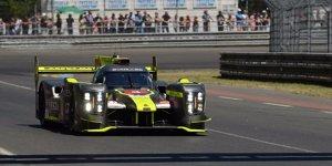 Webb glaubt: ByKolles hätte in Le Mans gewinnen können