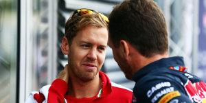 """Red Bull: Ausstiegsklauseln konnte nur """"Mr. Vettel"""" aushandeln"""