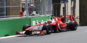 Formel 2 Baku: Charles Leclerc gewinnt Abbruchrennen