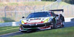 VLN: Erster Sieg für den Wochenspiegel-Ferrari