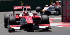 Formel 2 Baku: Leclerc verliert Doppelsieg durch Zeitstrafe