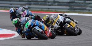 Moto2 Assen: Morbidelli jubelt über fünften Sieg - Lüthi Zweiter