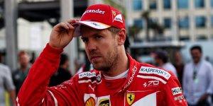 """""""Lewis hat so stark gebremst"""": FIA-Daten widerlegen Vettel"""