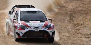 """Toyota: Sticht der """"Heimvorteil"""" bei der Rallye Polen?"""