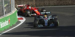 Fahrernoten Baku: Hamilton-Bewertung spaltet die Gemüter