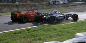 Fotostrecke: Größte Unsportlichkeiten der Formel-1-Geschichte
