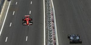 Mercedes: Heimlich, still und leise Ferrari überholt?