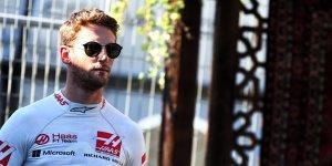 """Grosjean hofft: """"Wenn bei Ferrari ein Platz frei wird ..."""""""
