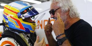 Fernando Alonso: Entscheidung für 2018 schon getroffen?