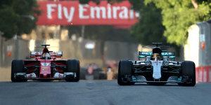 Reifenauswahl Österreich: Hamilton und Vettel weichen ab