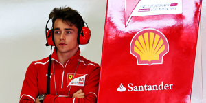 Ferrari-Test für Leclerc: Lohn nach zwei Schicksalsschlägen