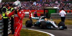 Zu wenig Interviews im TV: Vettel droht Schwänz-Strafe