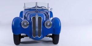 Auktion für guten Zweck: Mitfahrten bei Oldtimer-Rallyes ersteigern!