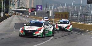 WTCC Macao: Rennen an zwei Tagen