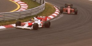 1989: Ein Ungarn-Grand-Prix für die Ewigkeit