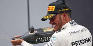 """Lewis Hamilton und die Reife: """"Mir fehlt die Übergangszeit"""""""