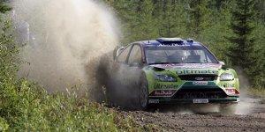 Fotostrecke: Die zehn schnellsten Rallyes der WRC-Geschichte