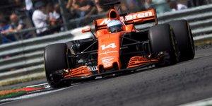 Fernando Alonso kassierte in Silverstone absichtlich Strafen
