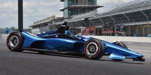 IndyCar 2018: Neues Aerokit in Retro-Optik präsentiert
