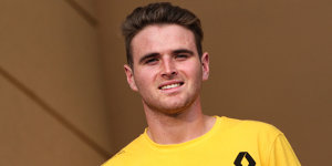 Renault-Einsatz für Rowland: Nächster Konkurrent für Palmer?