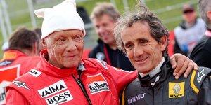Niki Lauda: Prosts Techtelmechtel mit Prinzessin Stephanie