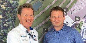 Armin Kremer: Wie ein GP2-Pilot in Hamiltons Renner