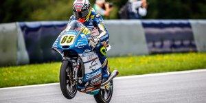 Kein Klassenwechsel: Philipp Öttl fährt auch 2018 in der Moto3