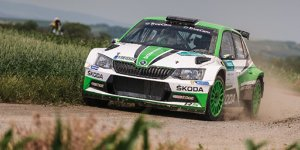 Rallye Deutschland: Erster Matchball für Pontus Tidemand