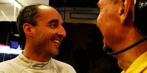 Robert Kubica: Heute ein besserer Fahrer als vor dem Unfall