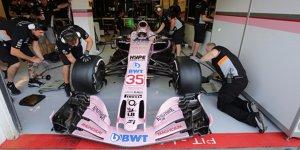 Klage wegen BWT-Deal: Force India wähnt sich in Sicherheit