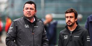 Eric Boullier: Niemand hat so einen Siegeswillen wie Alonso