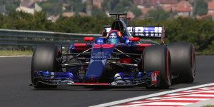 Gespräche abgebrochen: Toro Rosso 2018 nicht mit Honda